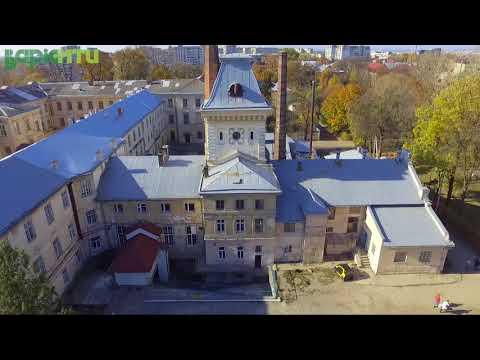 Частину приміщень Львівської психіатричної лікарні здають в оренду