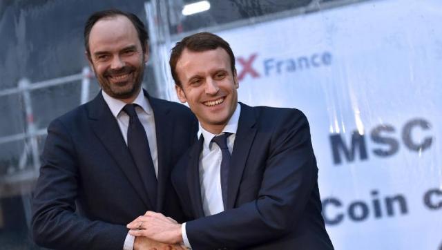 Французький уряд відправиться у мандрівку