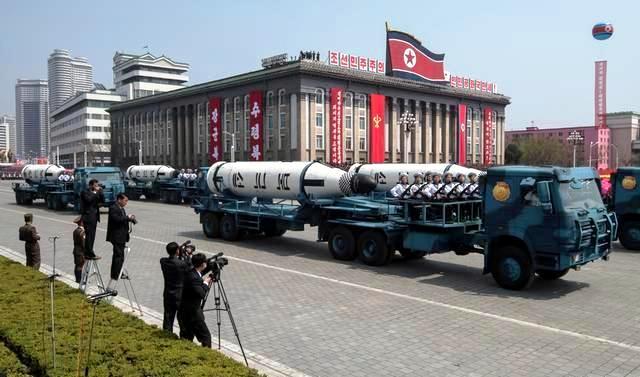 КНДР попереджає про загрозу ядерної війни