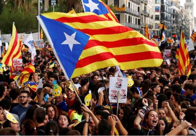 Шестеро каталонських міністрів вийдуть на волю