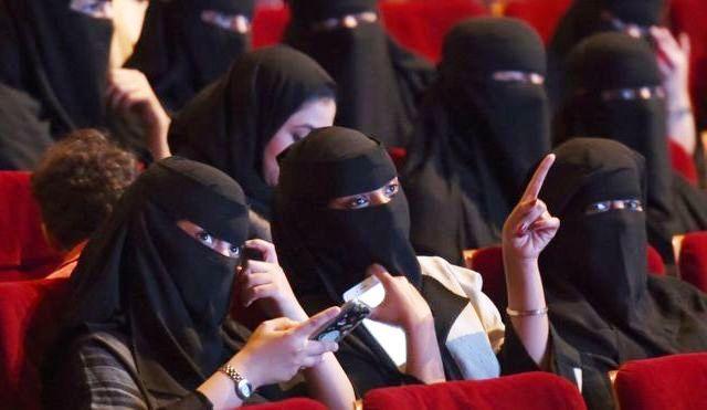У Саудівській Аравії знову будуть кінотеатри