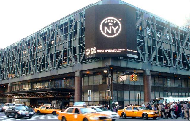 Теракт на автовокзалі у Нью-Йорку