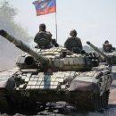 Окупанти знову застосовують танки