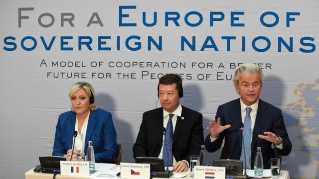 Праві популісти проти Євросоюзу