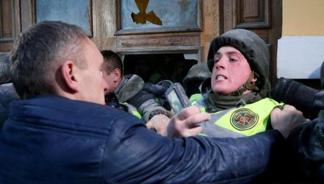 Міхеіл Саакашвілі давати свідчення відмовився