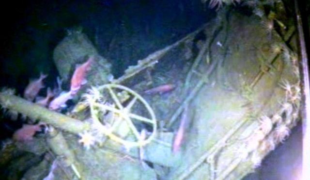 Субмарина, яку знайшли через 103 роки