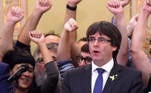 Каталонія: успіх прихильників незалежності