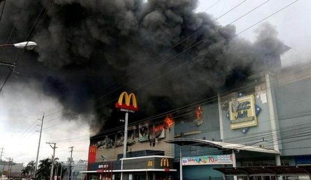 Дві поспіль трагедії на Філіппінах