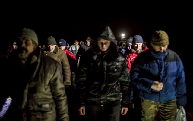 Оголошено дату обміну полоненими на Донбасі