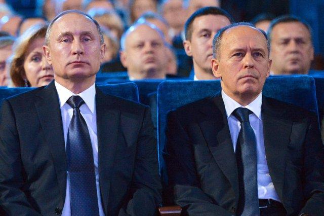 Російська спецслужба відроджує сталінізм