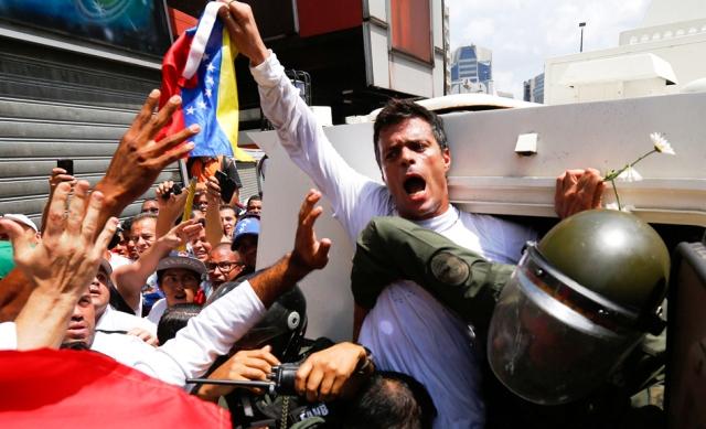 Влада Венесуели робить поступку опозиції