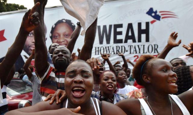 Володар «Золотого м'яча» став президентом Ліберії