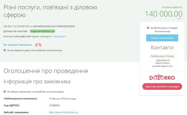 Ганущин витратить 140 000 гривень на архівні документи