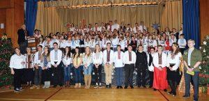 Різдвяний концерт у Школі українознавства ОУА